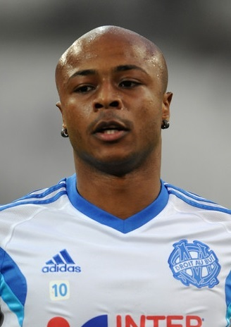 Photo de André AYEW
